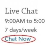 MYUSにLive Chat(ライブチャット)で問い合わせてみた